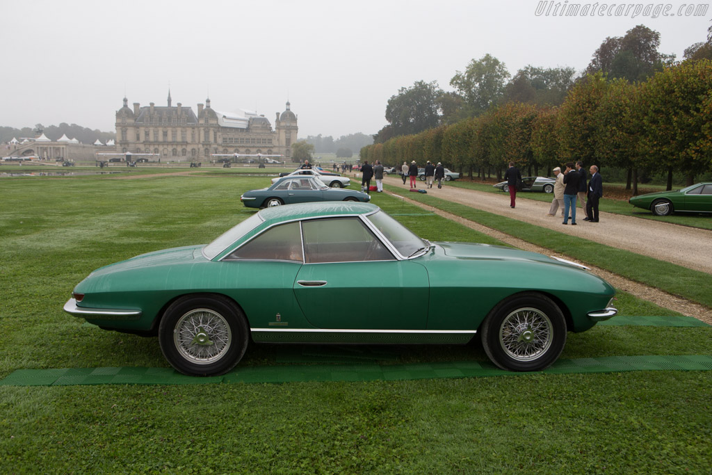 Alfa Romeo 2600 Pininfarina Coupe Speciale  - Entrant: d'Ieteren Gallery  - 2014 Chantilly Arts & Elegance
