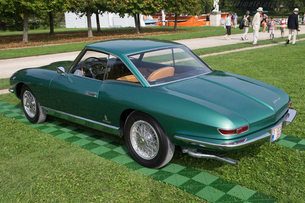 Alfa Romeo 2600 Pininfarina Coupe Speciale  - Entrant: d'Ieteren Gallery  - 2014 Chantilly Arts & Elegance