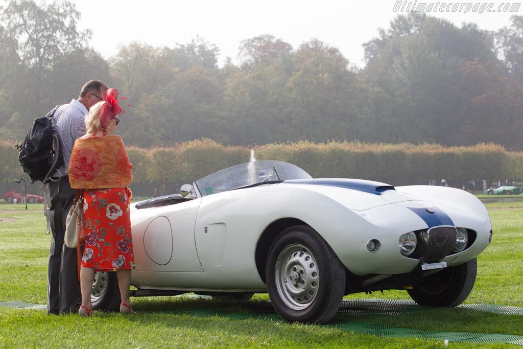 Arnolt Bristol Bolide  - Entrant: Goeman Lieven  - 2014 Chantilly Arts & Elegance