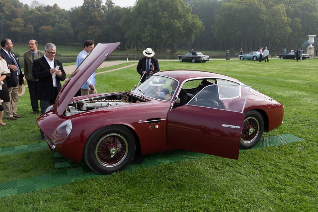 Aston Martin DB4 GT Zagato - Chassis: DB4GT/0176/R - Entrant: Antoine Cornet de Ways Ruart  - 2014 Chantilly Arts & Elegance