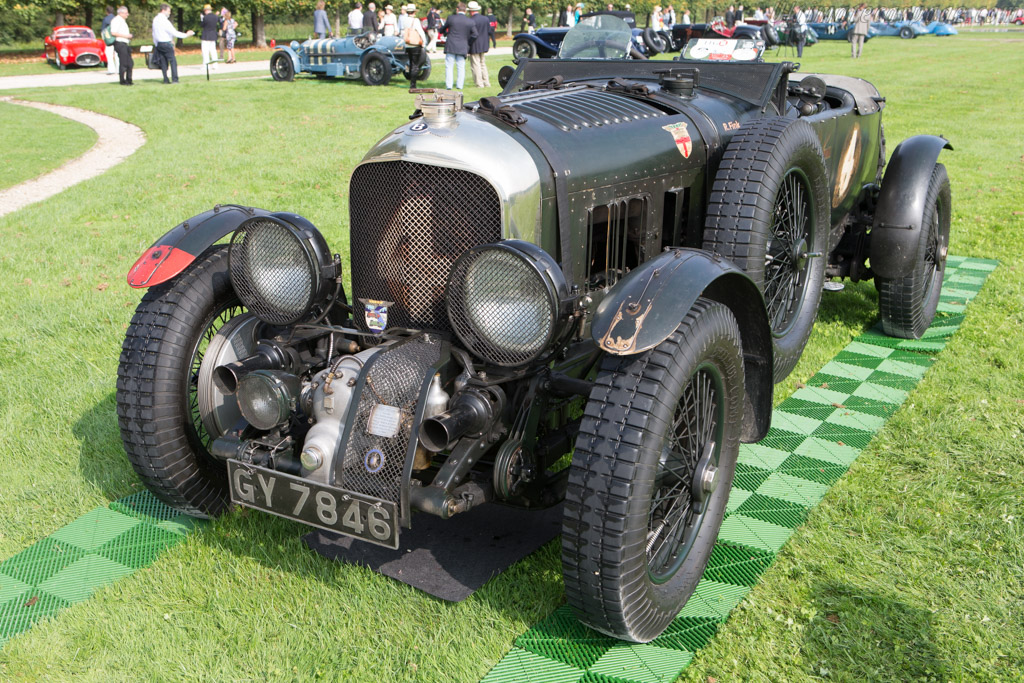 Bentley 4.5 Litre Supercharged - Chassis: MS3950 - Entrant: Robert Fink  - 2014 Chantilly Arts & Elegance