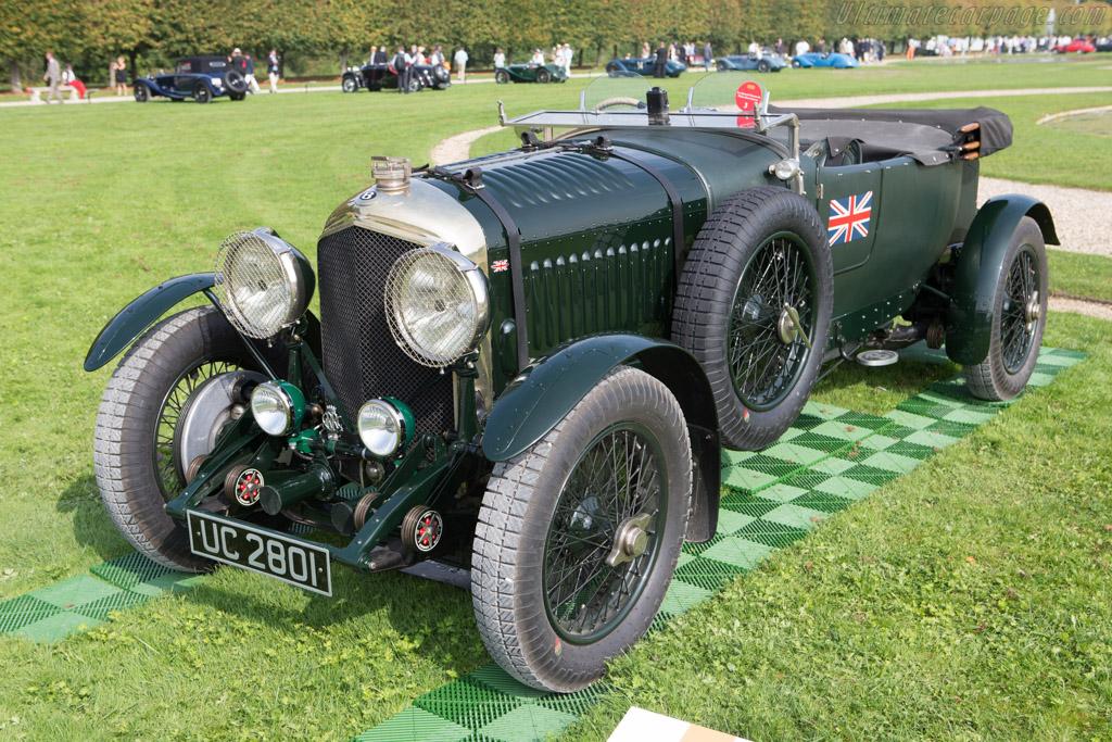 Bentley 4.5 Litre Vanden Plas Tourer - Chassis: RN3050 - Entrant: Hans Hugenholtz  - 2014 Chantilly Arts & Elegance