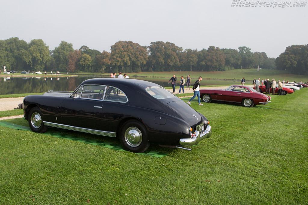 Bentley Mk IV Cresta - Chassis: B447C - Entrant: Giles Crickmay  - 2014 Chantilly Arts & Elegance