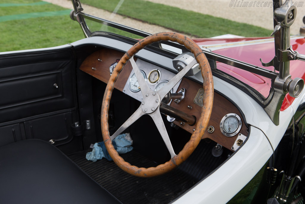 Bugatti Type 23 Roadster - Chassis: 1607   - 2014 Chantilly Arts & Elegance