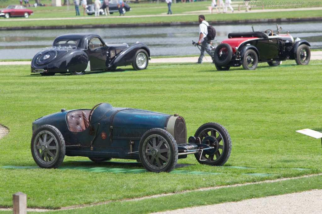 Bugatti Type 35 - Chassis: 4449 - Entrant: Luc Slijpen  - 2014 Chantilly Arts & Elegance