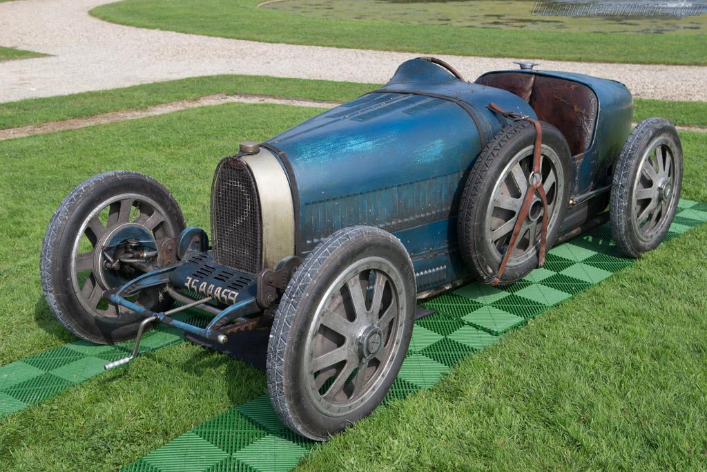Bugatti Type 35 - Chassis: 4449 - Entrant: Luc Slijpen  - 2014 Chantilly Arts & Elegance
