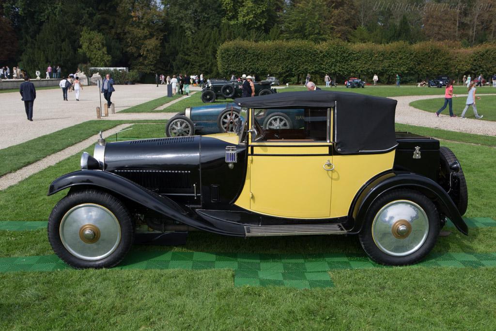 Bugatti Type 40 Fiacre - Chassis: 40623 - Entrant: Julia de Baldanza  - 2014 Chantilly Arts & Elegance