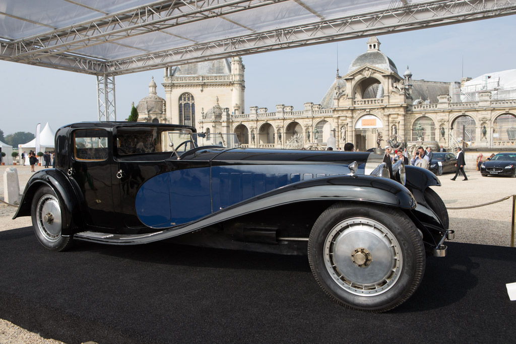 Bugatti Type 41 Coupe Napoleon - Chassis: 41100 - Entrant: Musee National d'Automobile  - 2014 Chantilly Arts & Elegance