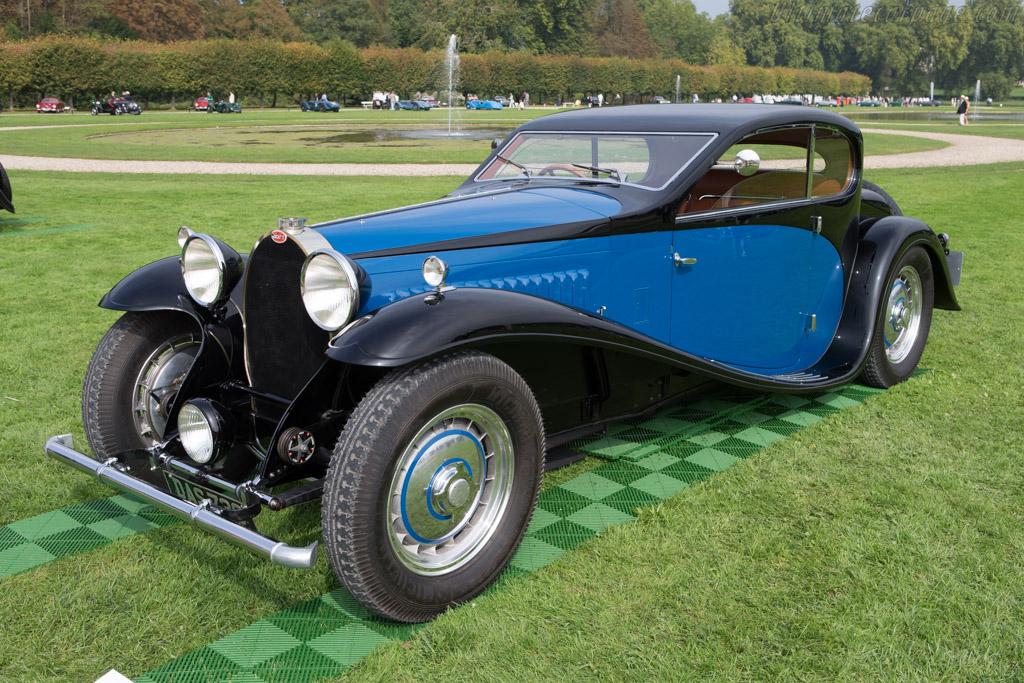 Bugatti Type 50T Coupe Profilée  - Entrant: d'Ieteren Gallery  - 2014 Chantilly Arts & Elegance