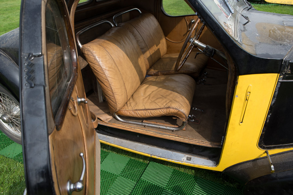 Bugatti Type 57 C Atalante  - Entrant: Henri Chambon  - 2014 Chantilly Arts & Elegance