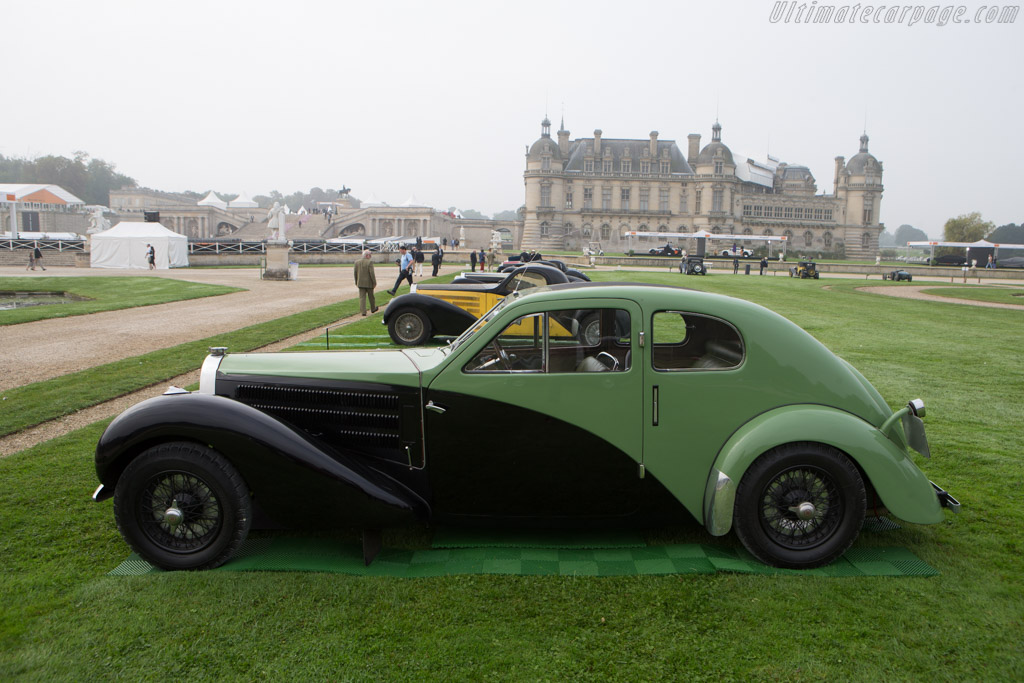 Bugatti Type 57 C Speciale - Chassis: 57335 - Entrant: Adrian van der Kroft  - 2014 Chantilly Arts & Elegance