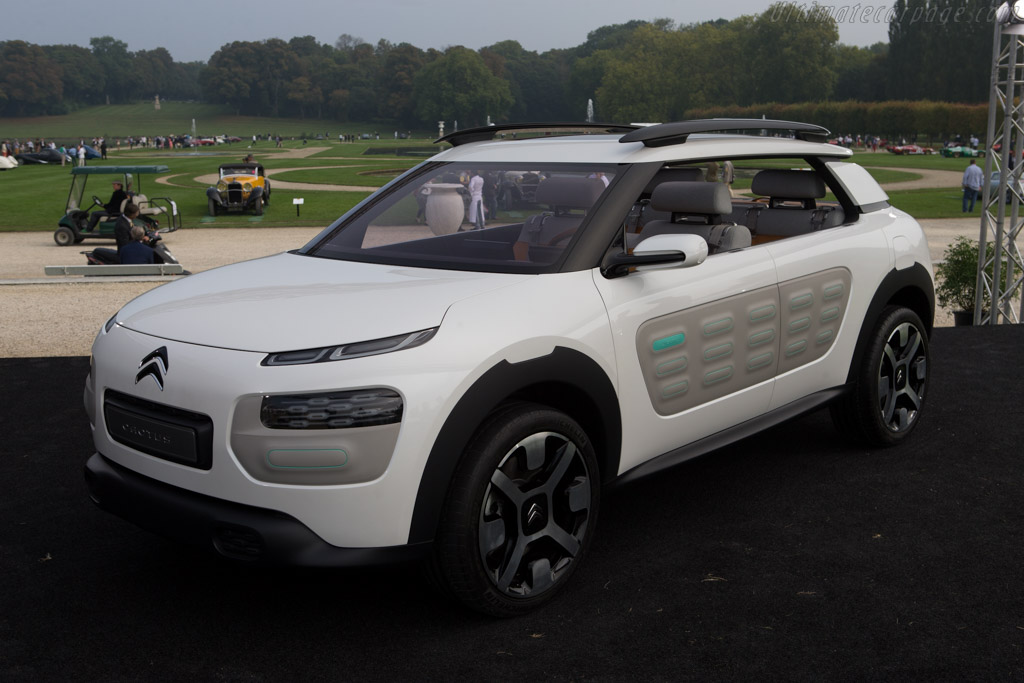 Citroën Cactus Concept    - 2014 Chantilly Arts & Elegance