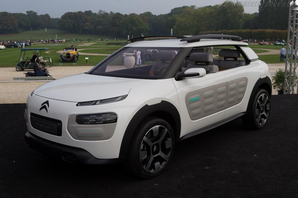 Citroën Cactus Concept    - 2014 Chantilly Arts & Elegance
