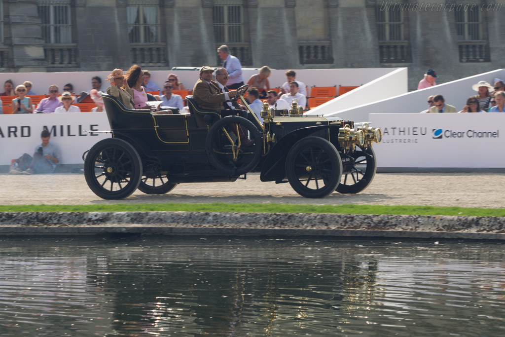 Delauger & Clayette 24/40 HP Type 4A Phaeton  - Entrant: Daniel Ghose  - 2014 Chantilly Arts & Elegance