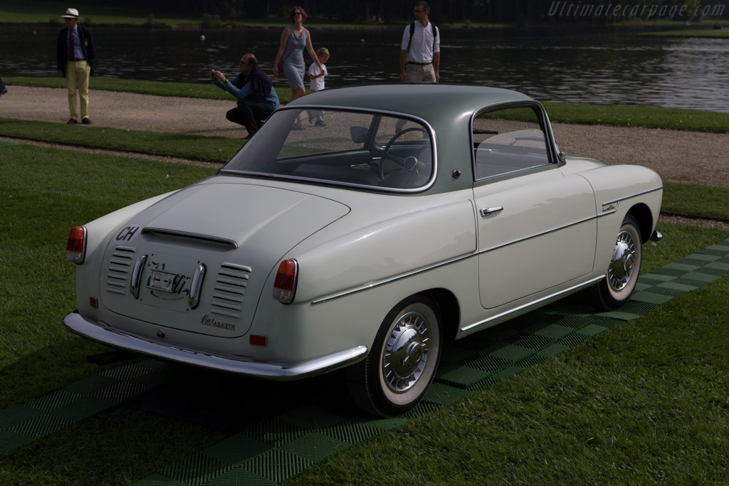 Fiat 600 Viotti Coupe  - Entrant: Christian Hartmann  - 2014 Chantilly Arts & Elegance