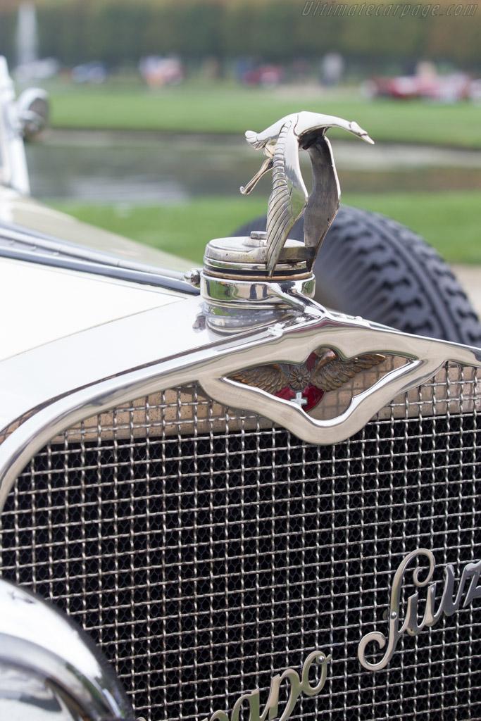 Hispano Suiza H6B Torpedo Sport  - Entrant: Lukas Hüni  - 2014 Chantilly Arts & Elegance