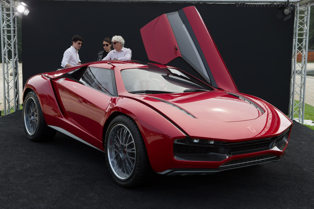Italdesign Parcour    - 2014 Chantilly Arts & Elegance