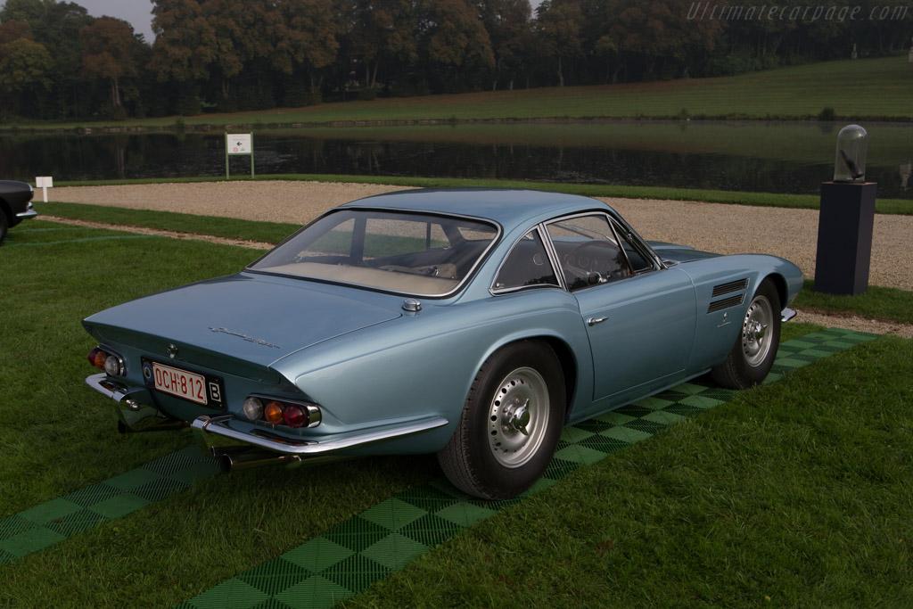 Jaguar D-Type Michelotti Coupe  - Entrant: Scuderia Blu  - 2014 Chantilly Arts & Elegance