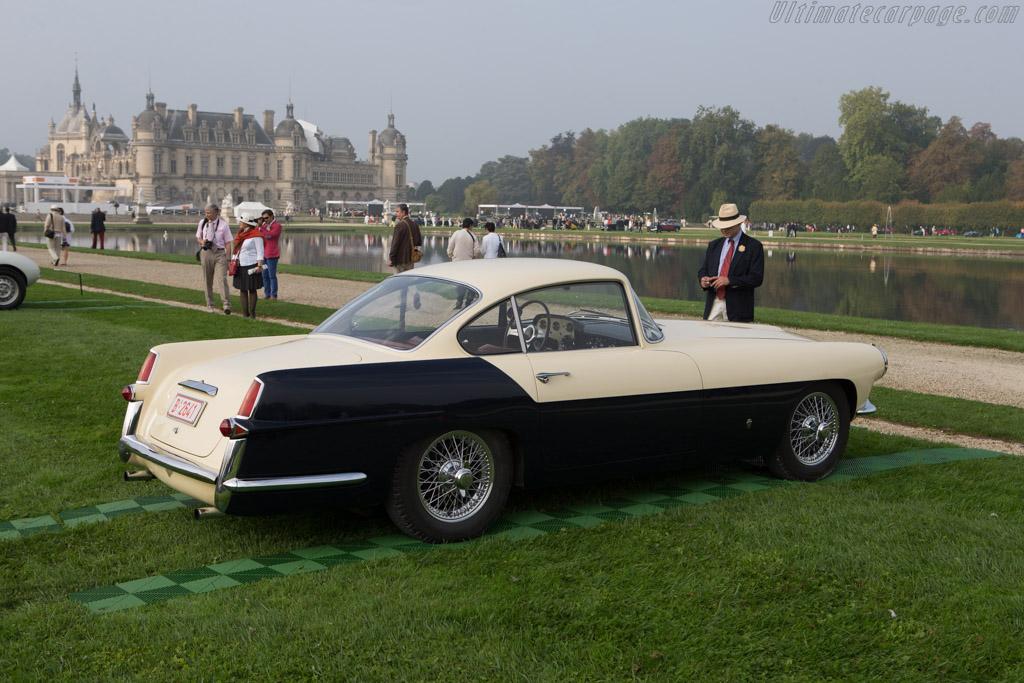 Jaguar XK140 Ghia Coupe  - Entrant: Bruno Beysens  - 2014 Chantilly Arts & Elegance