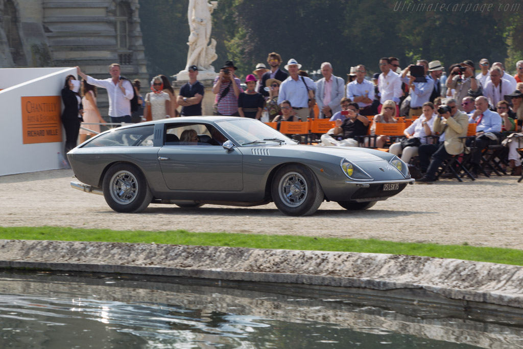 Lamborghini 4000 GT Flying Star II - Chassis: 0904 - Entrant: Jean-Claude Paturau - 2014 Chantilly Arts & Elegance