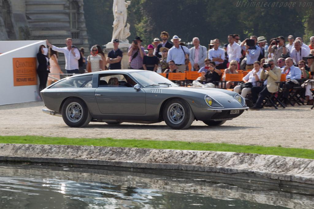 Lamborghini 4000 GT Flying Star II - Chassis: 0904 - Entrant: Jean-Claude Paturau  - 2014 Chantilly Arts & Elegance