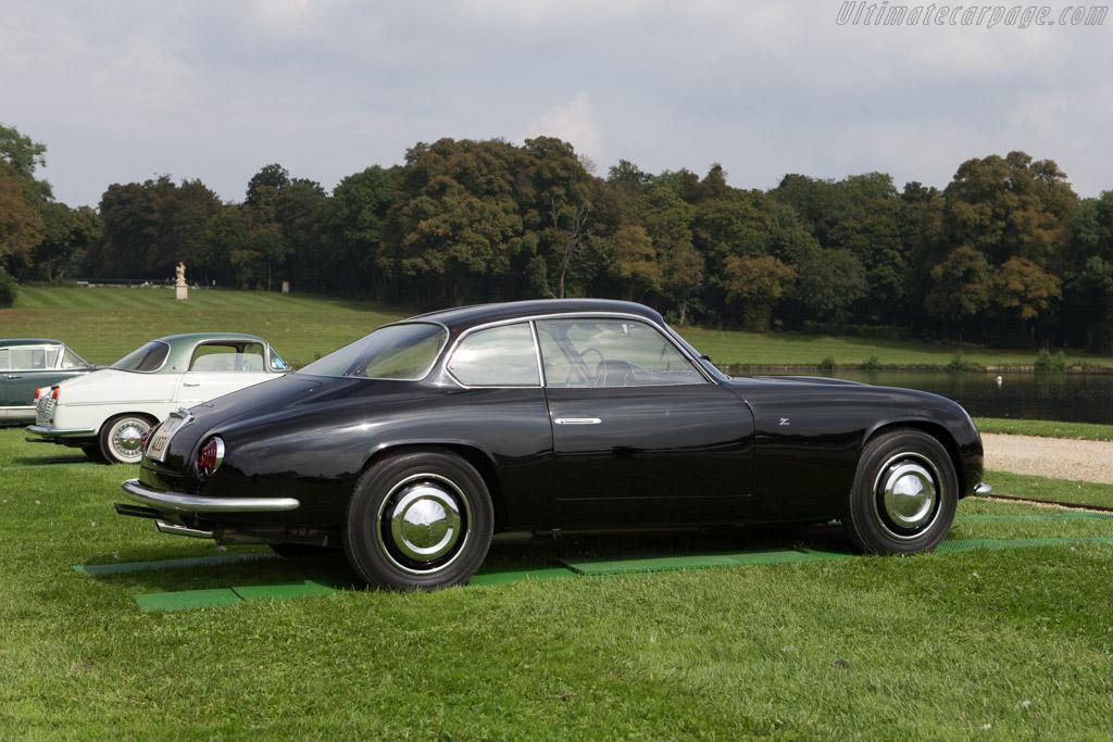 Lancia Flaminia Sport Zagato Coupe Entrant Jean Laurent