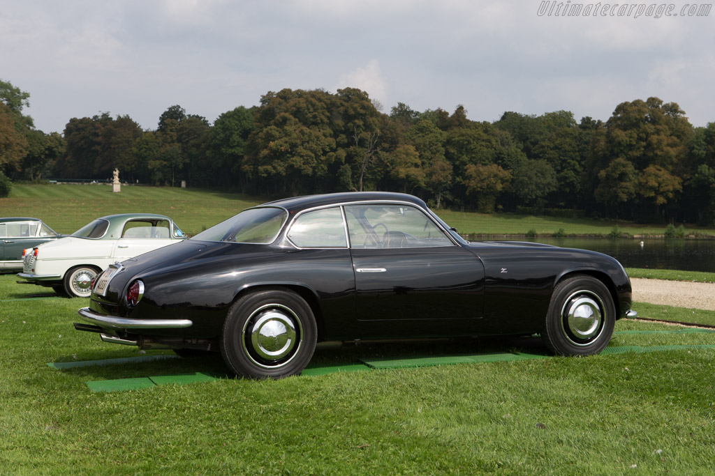 Lancia Flaminia Sport Zagato Coupe  - Entrant: Jean Laurent-Bellue  - 2014 Chantilly Arts & Elegance