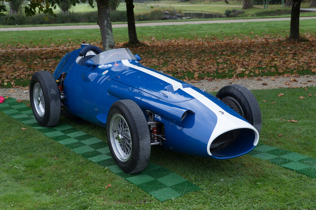Maserati 250F Piccolo - Chassis: 2534 - Entrant: Methusalem  - 2014 Chantilly Arts & Elegance