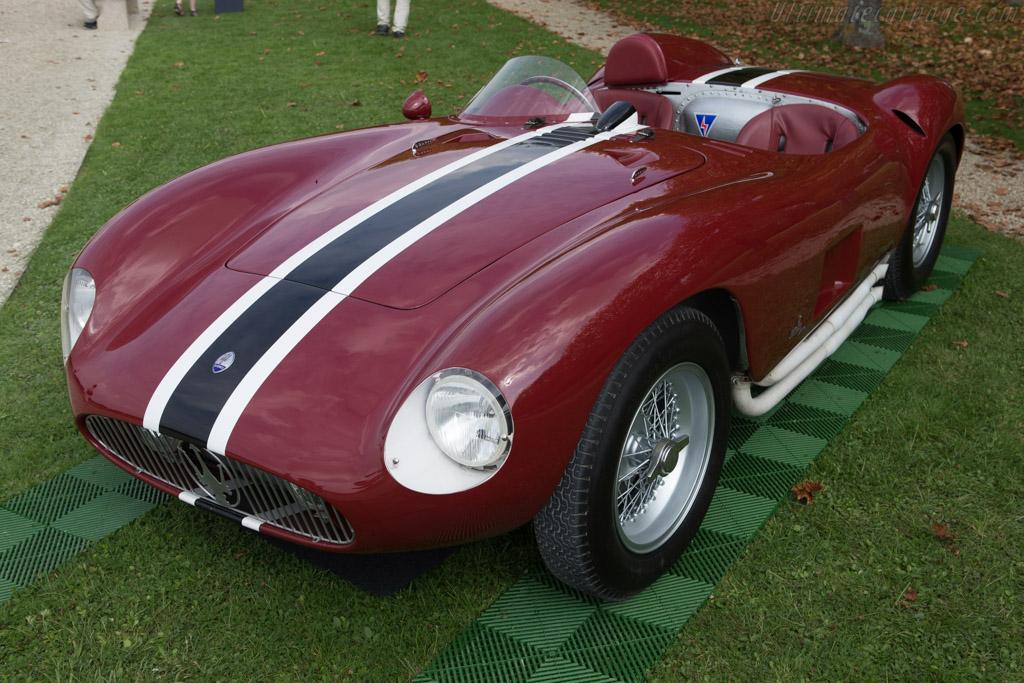 Maserati 300S - Chassis: 3058 - Entrant: Henri Chambon  - 2014 Chantilly Arts & Elegance