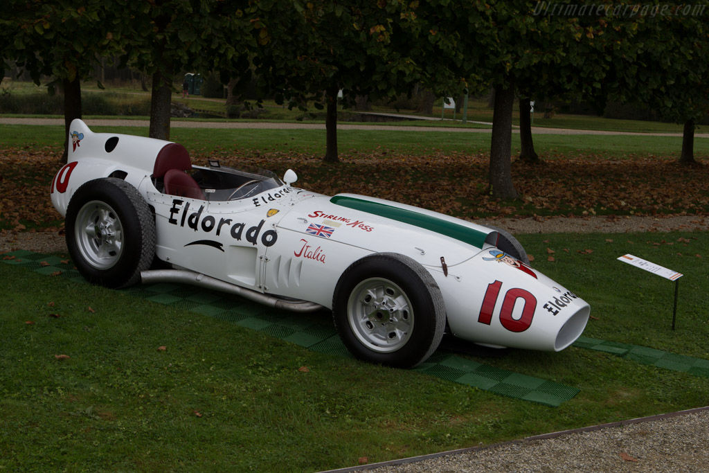 Maserati 420M/58 Eldorado - Chassis: 4203 - Entrant: Panini Collection  - 2014 Chantilly Arts & Elegance