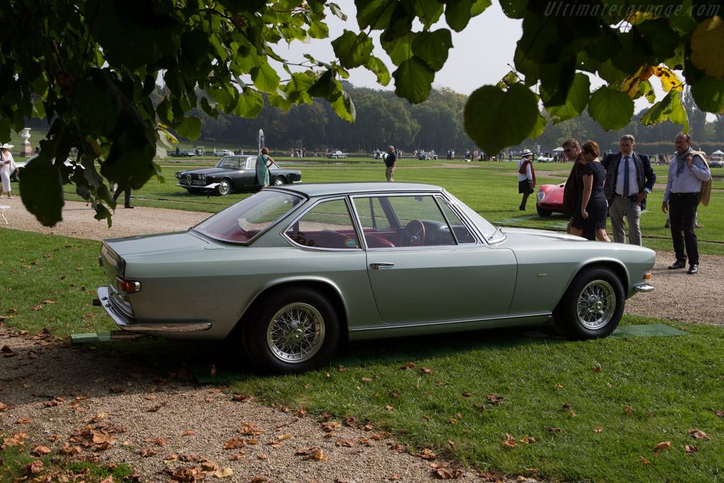 Maserati 5 Litri Frua Prototipo - Chassis: 003 - Entrant: Nicolas Hollanders de Ouderean  - 2014 Chantilly Arts & Elegance