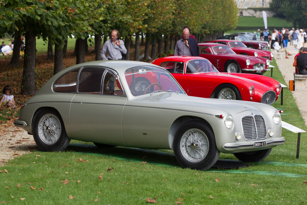 Maserati A6 1500 Zagato Coupe - Chassis: 052 - Entrant: Methusalem  - 2014 Chantilly Arts & Elegance