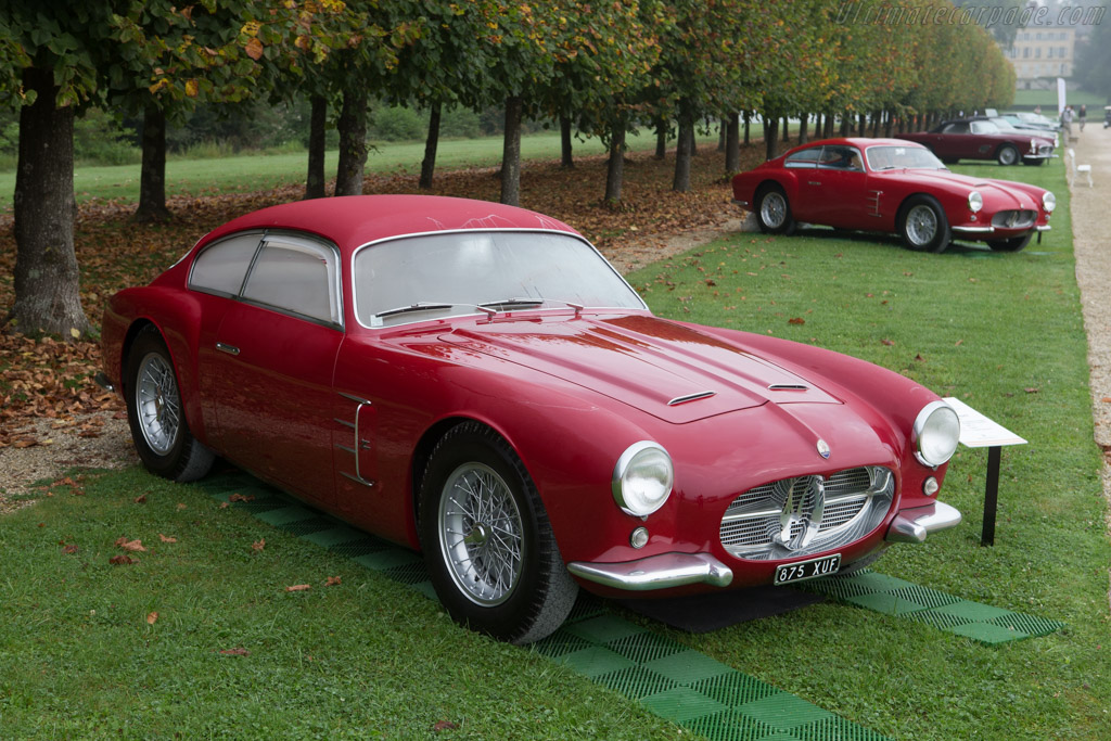 Maserati A6G54 Zagato Coupe - Chassis: 2186 - Entrant: Christian Bertschi  - 2014 Chantilly Arts & Elegance