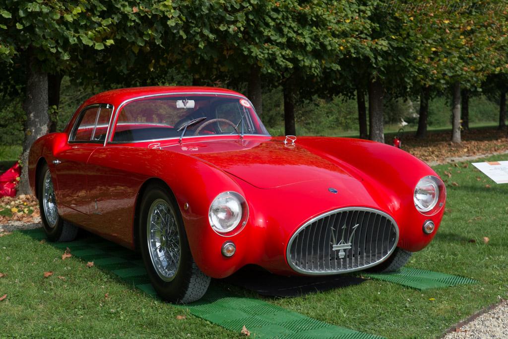 Maserati A6GCS/53 Pinin Farina Coupe - Chassis: 2056 - Entrant: Panini Collection  - 2014 Chantilly Arts & Elegance