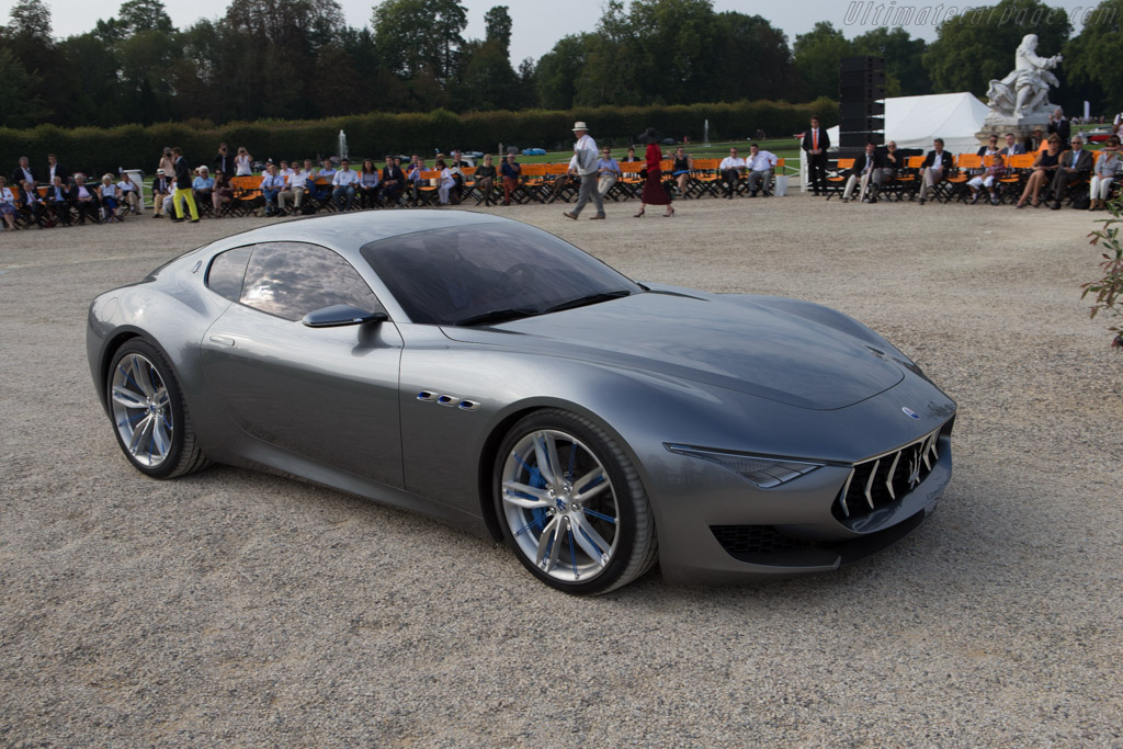 Maserati Alfieri    - 2014 Chantilly Arts & Elegance