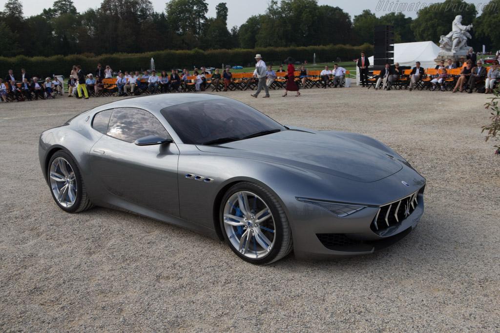 Maserati Alfieri    - 2014 Chantilly Arts & Elegance