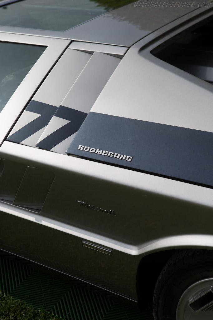 Maserati Boomerang - Chassis: 081 - Entrant: Andre Binda  - 2014 Chantilly Arts & Elegance