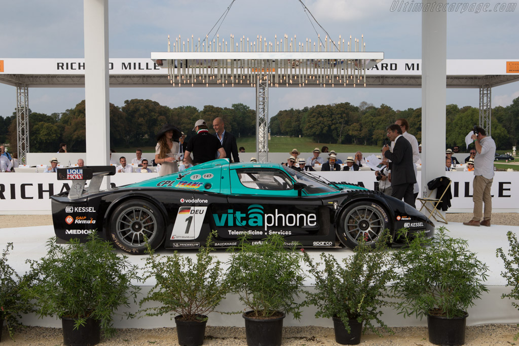 Maserati MC12 Corse - Chassis: 15439 - Entrant: Michael Bartels  - 2014 Chantilly Arts & Elegance