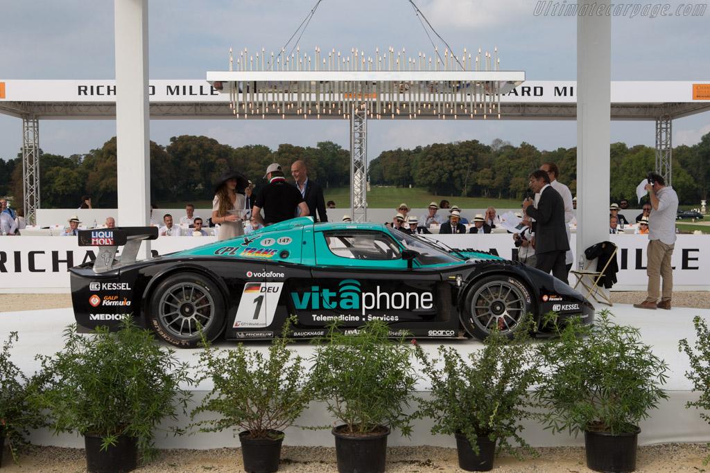 Maserati MC12 Corse - Chassis: 15439 - Entrant: Michael Bartels  - 2014 Chantilly Arts & Elegance