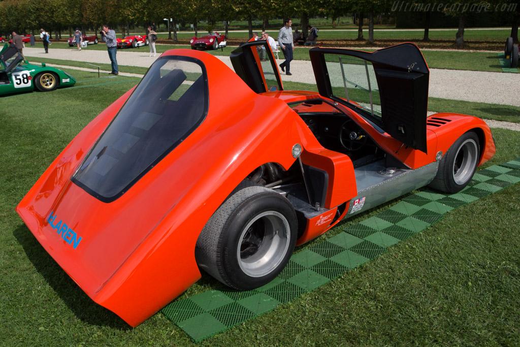 McLaren M12 GT - Chassis: 60-14 - Entrant: Heinz Swoboda  - 2014 Chantilly Arts & Elegance