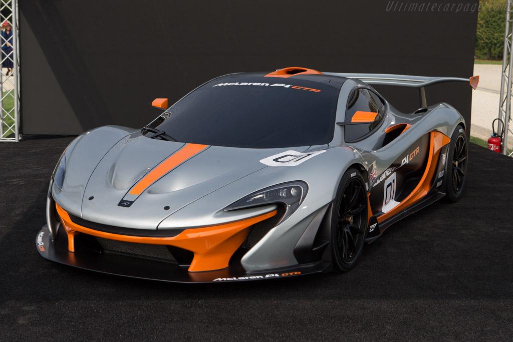 McLaren P1 GTR    - 2014 Chantilly Arts & Elegance