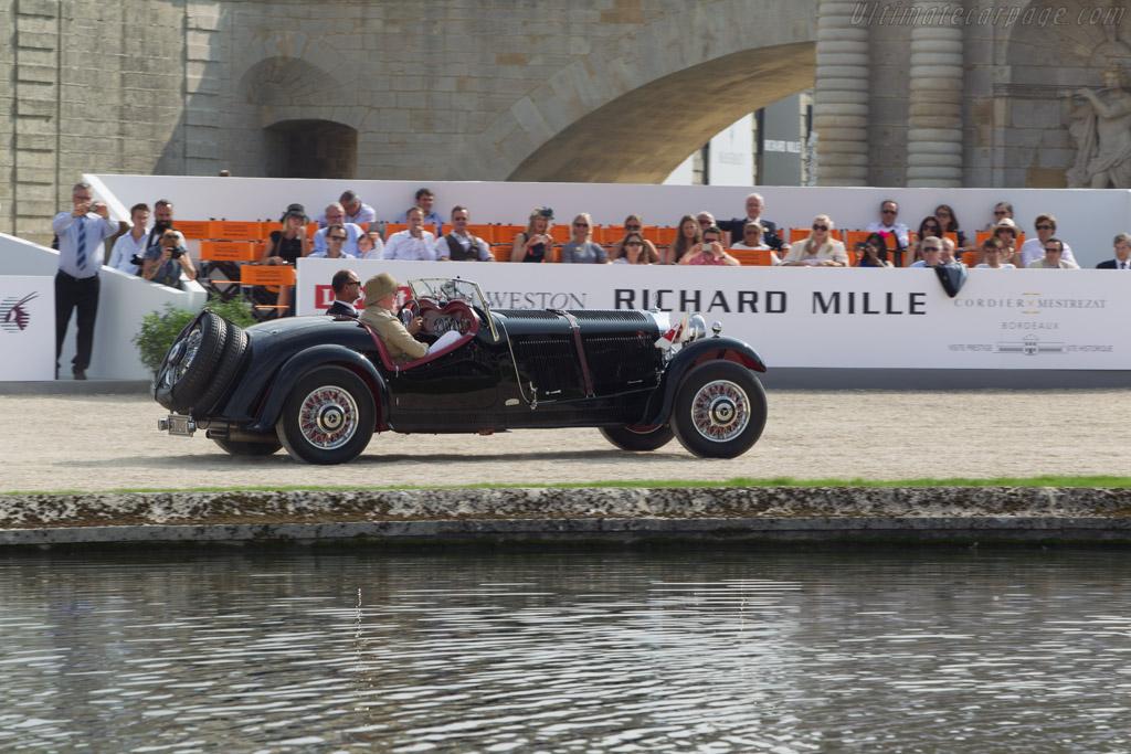 Mercedes-Benz 380 Erdmann & Rossi Roadster - Chassis: 95289 - Entrant: Saulius Karosas  - 2014 Chantilly Arts & Elegance
