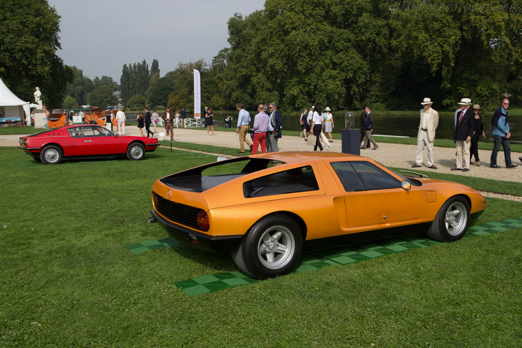 Mercedes benz c111 ii entrant mercedes benz classic for Mercedes benz chantilly