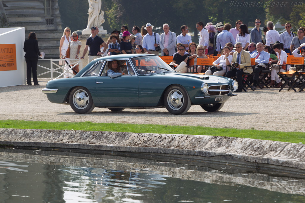 OSCA 1600 GT Touring Coupe - Chassis: 0014 - Entrant: Corrado Lopresto  - 2014 Chantilly Arts & Elegance