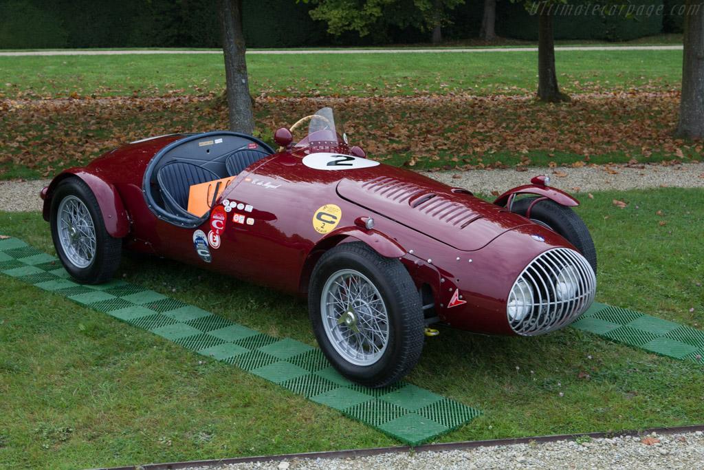 OSCA MT4 Biposto Siluro - Chassis: 1112 - Entrant: Carlos and Aurelia de Miguel  - 2014 Chantilly Arts & Elegance