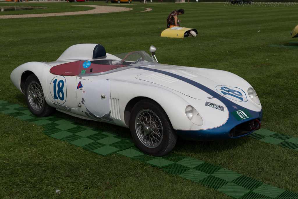 OSCA S187 - Chassis: 763 - Entrant: Private Collection  - 2014 Chantilly Arts & Elegance