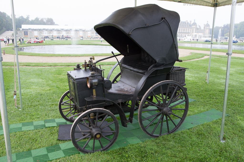 Panhard & Levassor Type P2C  - Entrant: Musee National d'Automobile  - 2014 Chantilly Arts & Elegance