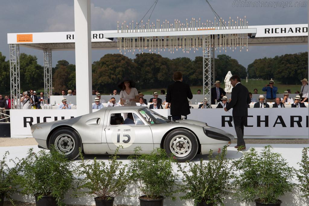 Porsche 904 - Chassis: 904-063 - Entrant: Régis Matheu  - 2014 Chantilly Arts & Elegance