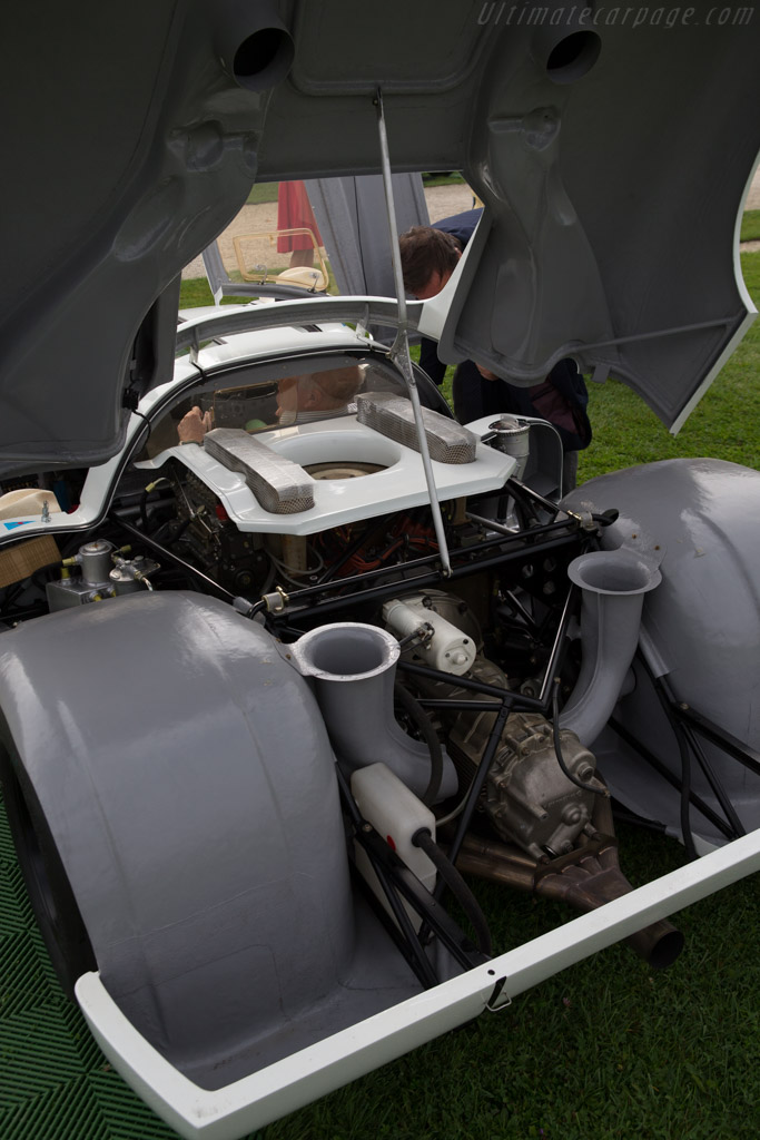 Porsche 907K - Chassis: 907-021 - Entrant: Richard Mille  - 2014 Chantilly Arts & Elegance