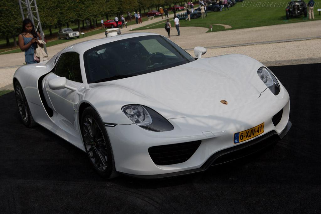 Porsche 918 Spyder 2014 Chantilly Arts Amp Elegance